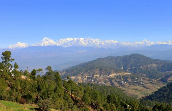Kausani Uttarakhand Hill Taxi
