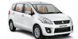 Maruti Suzuki Ertiga cab Hill Taxi