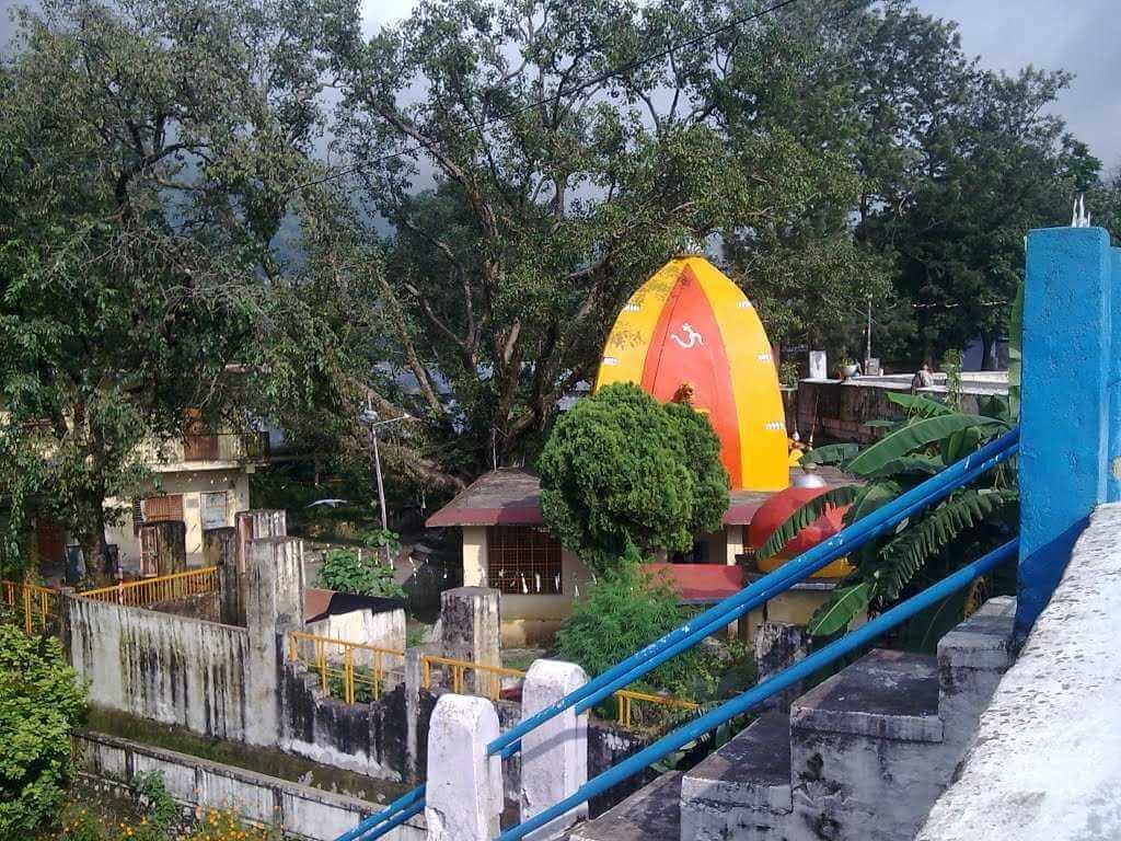 Famous Shiv Temple