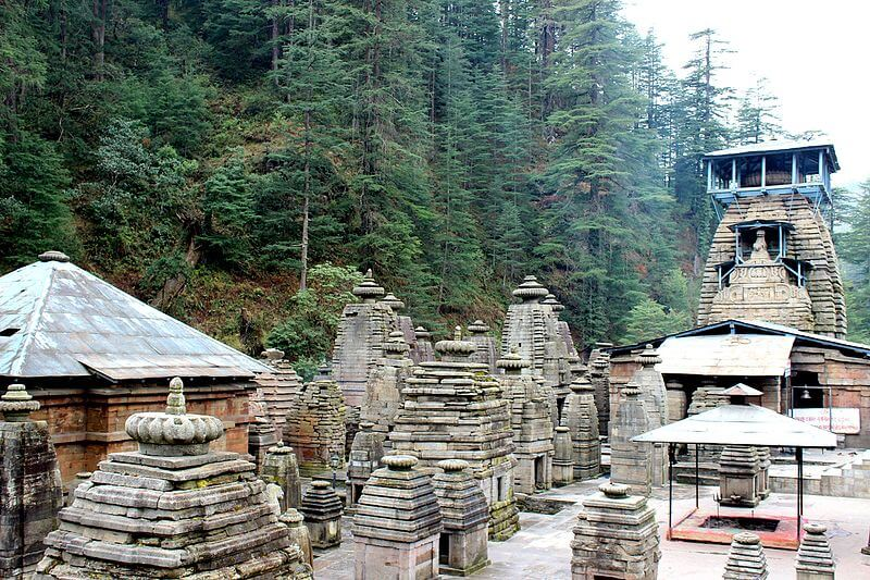 Jageshwar-The Temple Town