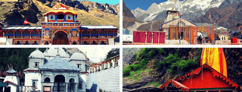 Char Dham Yatra Taxi Package 2018