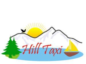 hill taxi logo