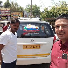 taxi in haldwani