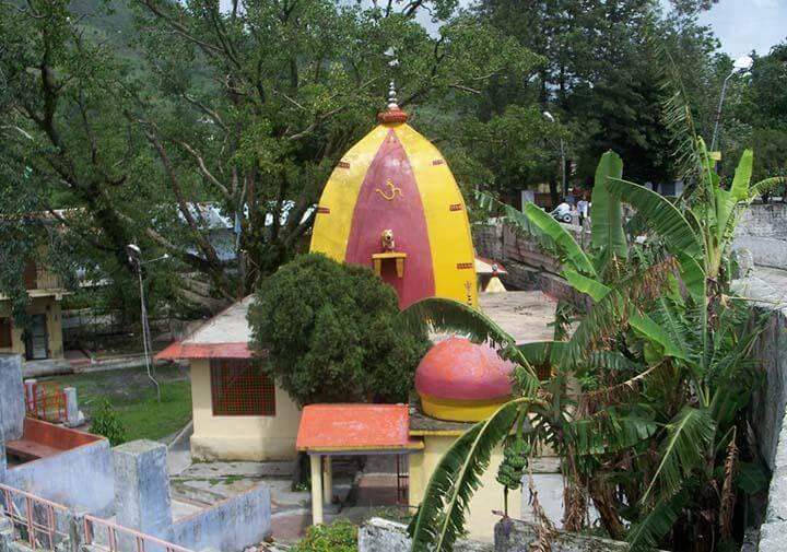 Bhimeshwar Mahadev Temple